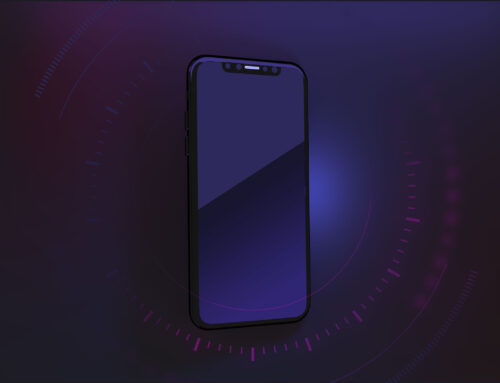 iPhoneX Mockups – 5 views