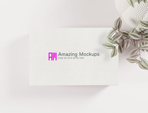 Delicate Business Cards – 5 views